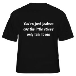You're Just Jealous