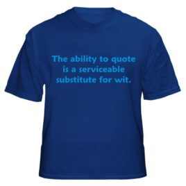 Ability To Quote