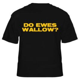 Do Ewes Wallow