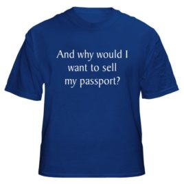 Sell My Passport Tspot